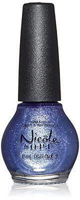 . OPI Nicole By OPI Blue-Berry Sweet On You Nail Lacquer New, Blush, OPI  - MakeUpDealsDirect.com