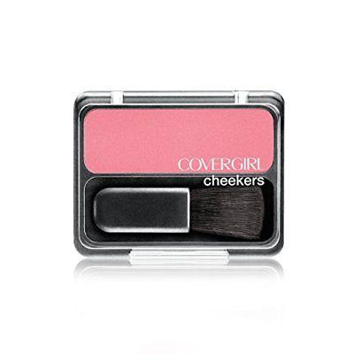 COVERGIRL Cheekers Blendable Powder Blush, Plumberry Glow .12 Oz (3 G), Blush, CoverGirl  - MakeUpDealsDirect.com
