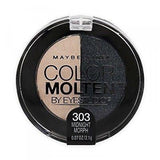 Maybelline Eye Studio Color Molten Eye Shadow Duo CHOOSE YOUR COLOR, Eye Shadow, Maybelline, makeupdealsdirect-com, 303 Midnight Morph, 303 Midnight Morph