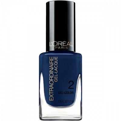 L'Oreal Paris Extraordinaire Gel-Lacque CHOOSE YOUR COLOR, Nail Polish, L'Oreal, makeupdealsdirect-com, 701 Don't Shy Away, 701 Don't Shy Away
