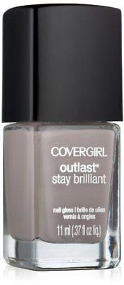 Covergirl Outlast Stay Brilliant Nail Gloss, Non-stop Stone 210, Nail Polish, COVERGIRL  - MakeUpDealsDirect.com