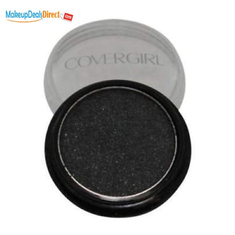 (2 Pack) Covergirl Eye Shadow, 300 Flamed Out Shadow Pot Molten Black 0.07 oz, Eye Shadow, Covergirl, makeupdealsdirect-com, [variant_title], [option1]
