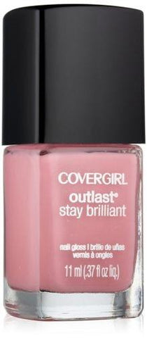 Covergirl Outlast Stay Brilliant Nail Polish, 160 Everbloom Choose Your Pack, Nail Polish, Covergirl, makeupdealsdirect-com, Pack of 1, Pack of 1