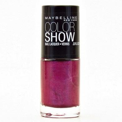 Maybelline Color Show Nail Polish, 290 Purple Icon Choose Your Pack, Nail Polish, Maybelline, makeupdealsdirect-com, Pack of 1, Pack of 1