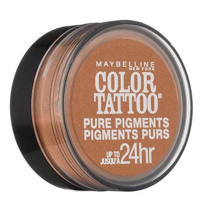 Maybelline New York Color Tattoo Eye Shadow, 60 Buff And Tuff, Eye Shadow, Maybelline, makeupdealsdirect-com, Pack of 1, Pack of 1
