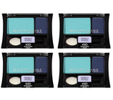 Maybelline Expert Wear Eye Shadow, 45D Shocking Seas CHOOSE YOUR PACK, Eye Shadow, Maybelline, makeupdealsdirect-com, Pack of 4, Pack of 4