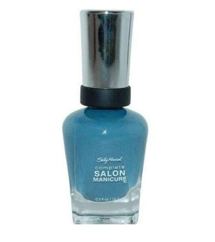 Sally Hansen - 350 Gray by Gray - Complete Salon Manicure Nail Polish, Other Health & Beauty, Sally Hansen  - MakeUpDealsDirect.com