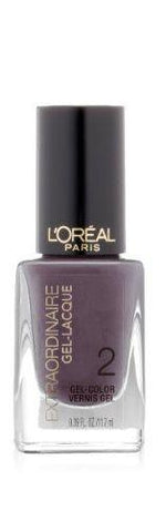 L'Oreal Paris Extraordinaire Gel-Lacque 1-2-3 Nail 39 Fl Oz #717 VINTAGE VINYL, Gel Nails, Loreal, makeupdealsdirect-com, [variant_title], [option1]