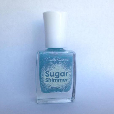 SALLY HANSEN 02 SUGAR CLOUD SUGAR SHIMMER TEXTURED NAIL POLISH, Nail Polish, Sally Hansen, makeupdealsdirect-com, [variant_title], [option1]