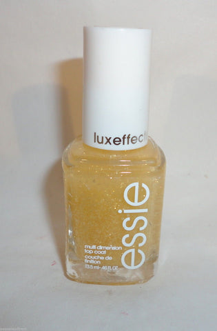 Essie Luxeffects Nail Polish Lacquer Top Coat, 950 As Gold As It Gets, Nail Polish, Essie, makeupdealsdirect-com, [variant_title], [option1]