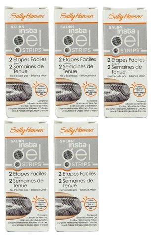 Lot Of 5 - Sally Hansen Insta Gel Strips #420 Perfect Poison, Gel Nails, Sally Hansen, makeupdealsdirect-com, [variant_title], [option1]