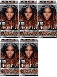 L'Oreal Paris Feria Intense Ombre Hair Color, Black O30, Hair Color, Black, makeupdealsdirect-com, Pack of 5, Pack of 5