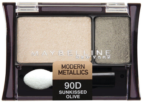 "Maybelline New York Expert Wear Eyeshadow ""CHOOSE YOUR SHADE"", Eye Shadow, Maybelline, makeupdealsdirect-com, #90D Sunkissed Olive, #90D Sunkissed Olive"