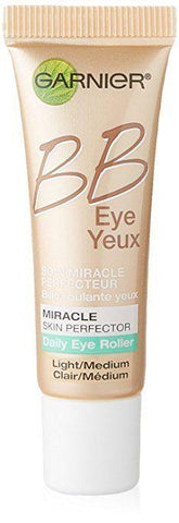 Garnier BB Eye Miracle Skin Perfector Daily Eye Roller, Light/Medium 0.27 Fl Oz, Eye Treatments & Masks, Garnier, makeupdealsdirect-com, [variant_title], [option1]