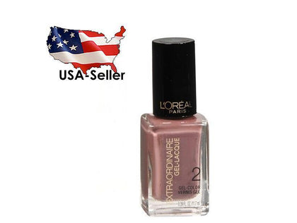 LOREAL - DECADENT INDULGENCE - EXTRAORDINAIRE GEL LACQUE, Gel Nails, LOREAL, makeupdealsdirect-com, [variant_title], [option1]