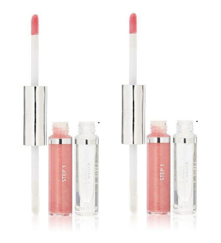 Lot Of 2 - Covergirl Outlast Double Lipshine #205 Power Pink, Lip Gloss, CoverGirl, makeupdealsdirect-com, [variant_title], [option1]