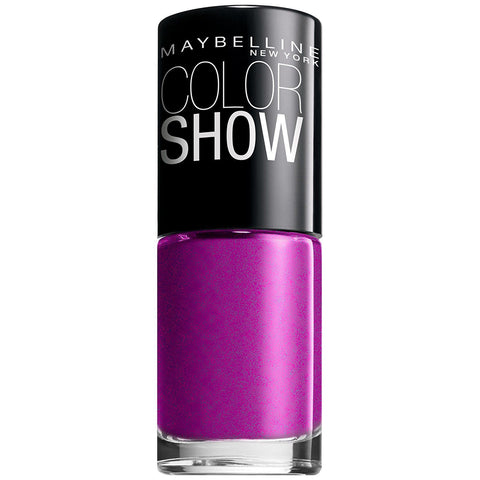 Maybelline Color Show Nail Lacquer Polish Color 290 Purple Icon, Nail Polish, Maybelline, makeupdealsdirect-com, [variant_title], [option1]