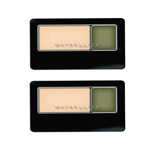 Maybelline Expert Wear Eye Shadow #90D Sunkissed Olive CHOOSE YOUR PACK, Eye Shadow, Duo, makeupdealsdirect-com, PACK OF 1, PACK OF 1