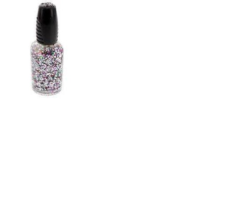 Wet N Wild Various Style Nail Polish, Choose Your Color, Nail Polish, Wet N Wild, makeupdealsdirect-com, 238C Party Of Five Glitters, 238C Party Of Five Glitters