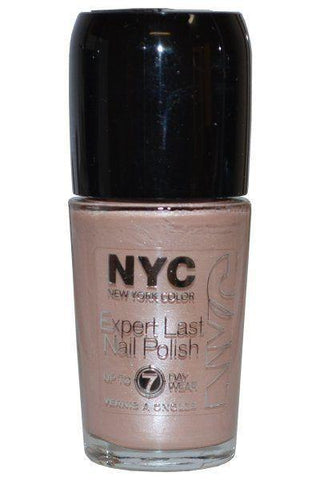 NYC EXPERT LAST NAIL POLISH 215 Late Night Latte UP TO 7 DAY WEAR, Nail Polish, NYC, makeupdealsdirect-com, [variant_title], [option1]