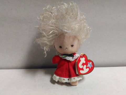 Ty Beanie Babies Angeline Clip Doll Angel, Retired, Ty Beanie Babies, makeupdealsdirect-com, [variant_title], [option1]