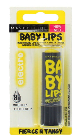 Maybelline Baby Lips Moisturizing Balm 75 Fierce N Tangy, Lip Balm & Treatments, Maybelline, makeupdealsdirect-com, [variant_title], [option1]