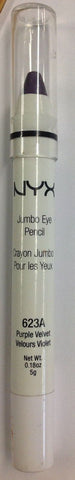 NYX Jumbo Eye Pencil color JEP623A Purple Velvet 0.18 oz Brand New, Eye Shadow, NYX, makeupdealsdirect-com, [variant_title], [option1]