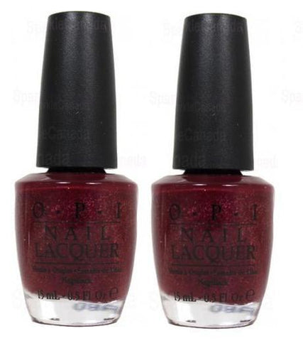 Lot Of 2 Opi Nail Lacquer Pepe's Purple Passion, Other Nail Care, OPI  - MakeUpDealsDirect.com