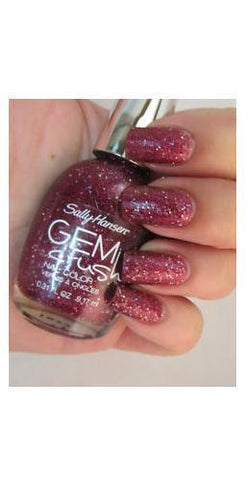 Sally Hansen Gem Crush Nail Color 07 Lady Luck, Nail Polish, Sally Hansen, makeupdealsdirect-com, [variant_title], [option1]