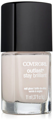 Covergirl Outlast Stay Brilliant 115 Forever Frosted, Nail Polish, CoverGirl, makeupdealsdirect-com, [variant_title], [option1]
