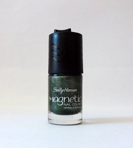 Sally Hansen Magnetic Nail Color  # 907 Electric Emerald, Nail Polish, Sally Hansen, makeupdealsdirect-com, [variant_title], [option1]