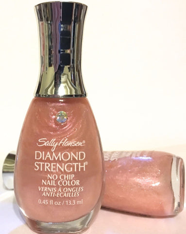 SALLY HANSEN DIAMOND STRENGTH  Pretty Petunia  FINGERNAIL POLISH, Nail Art Accessories, Unbranded, makeupdealsdirect-com, [variant_title], [option1]