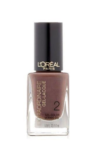 Loreal Paris Extraordinaire Gel-lacque 1-2-3 Nail Color, Decadent Indulgence,, Nail Polish, L'Oreal, makeupdealsdirect-com, [variant_title], [option1]