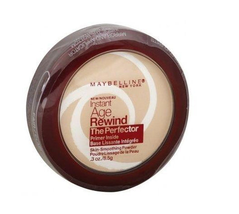 Maybelline Ny Instant Age Rewind The Perfector  6 Colors To Choose, Face Powder, Maybelline, makeupdealsdirect-com, Fair 10 (hs2244), Fair 10 (hs2244)
