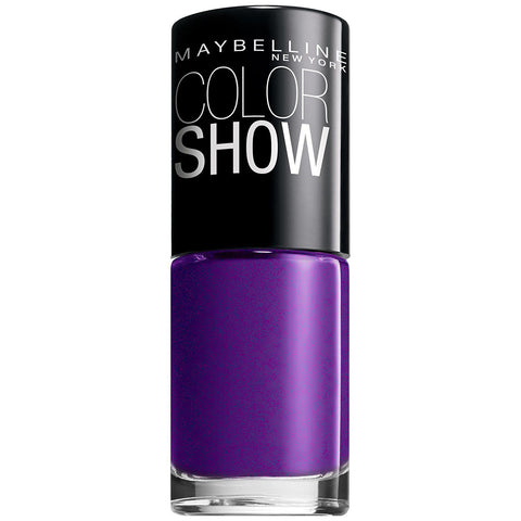Maybelline Color Show Nail Lacquer #280 Plum Paradise, Nail Polish, Maybelline, makeupdealsdirect-com, [variant_title], [option1]