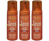 L'Oreal Sublime Bronze  Medium Natural Tan 5 Oz. CHOOSE YOUR PACK !, Sunless Tanning Products, L'Oreal, makeupdealsdirect-com, Lot of 3, Lot of 3