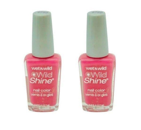 2 Pack - Wet N Wild 429d Dreamy Poppy, Nail Polish, Wet 'n Wild, makeupdealsdirect-com, [variant_title], [option1]