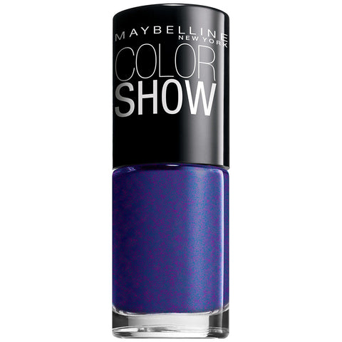 Maybelline Color Show Nail Lacquer Polish Blue Freeze 350, Nail Polish, Maybelline, makeupdealsdirect-com, [variant_title], [option1]