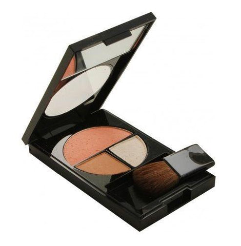 Revlon PhotoReady Sculpting Blush Palette #002 Peach, Blush, Revlon, makeupdealsdirect-com, [variant_title], [option1]
