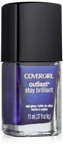 Covergirl Outlast Stay Brilliant Nail Gloss, Eternal Oceans 305, Nail Polish, COVERGIRL, makeupdealsdirect-com, [variant_title], [option1]