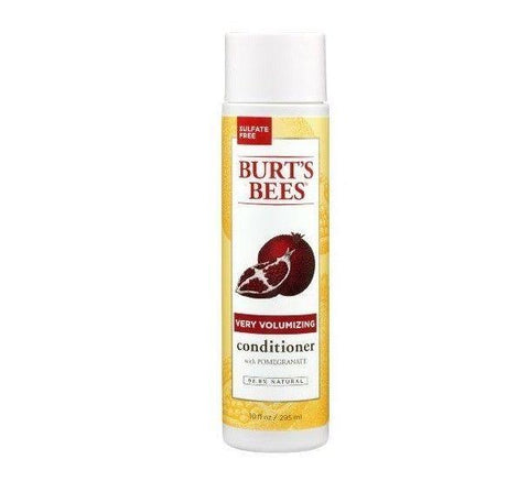 Burt's Bees Very Volumizing Conditioner With Pomegranate 10 Oz Choose Your Pack, Shampoos & Conditioners, Burt's Bees, makeupdealsdirect-com, Pack of 1, Pack of 1