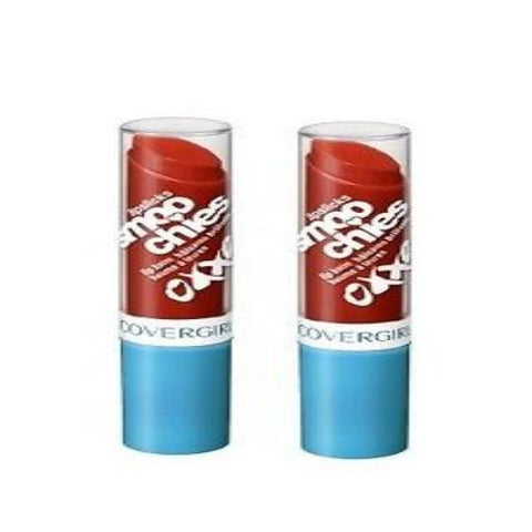 Lot Of 2 - Covergirl 225 Lipslicks Smoochies Lip Balm, Tweet Me, Lipstick, CoverGirl  - MakeUpDealsDirect.com
