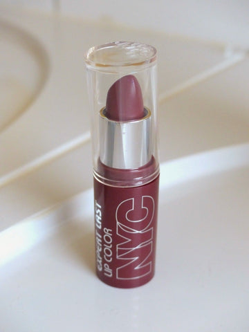 Nyc Lipstick 444 Chocolate Chip Expert Last Lip Color Lipcolor, Lipstick, NYC, makeupdealsdirect-com, [variant_title], [option1]