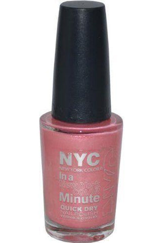 NYC New York Color Nail Polish 234 Wall Street, Nail Polish, N.Y.C., makeupdealsdirect-com, [variant_title], [option1]