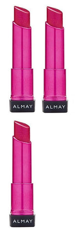 Lot Of 3 - Almay Smart Shade Butter Kiss Lipstick, Pink Medium/100, Lipstick, Almay  - MakeUpDealsDirect.com
