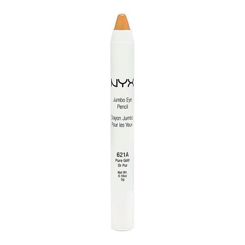 "NYX Cosmetics Jumbo Eye Pencil Shadow Liner,""CHOOSE YOUR SHADE!"", Eye Shadow/Liner Combination, Nyx, makeupdealsdirect-com, Pure Gold, Pure Gold"