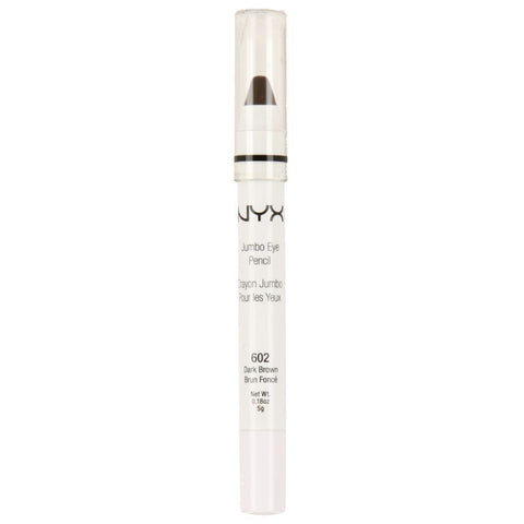 Nyx Jumbo Eye Pencil 0.18oz *choose Your Color*, Eyeliner, NYX, makeupdealsdirect-com, Dark Brown 602 hs2438, Dark Brown 602 hs2438