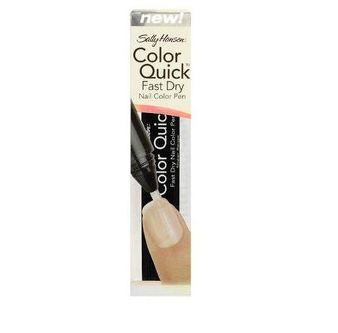 Sally Hansen Color Quick Fast Dry Nail Pen  *you Choose the Color*, Nail Polish, Sally Hansen, makeupdealsdirect-com, Sheer Beige (hs1169), Sheer Beige (hs1169)