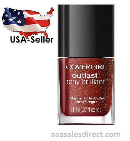 Covergirl Outlast Stay Brilliant Nail Polish, Inferno 70   Limited Time Special, Nail Polish, COVERGIRL, makeupdealsdirect-com, [variant_title], [option1]