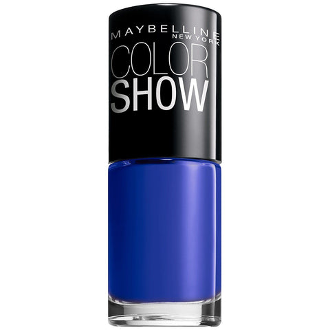 Maybelline Color Show Nail Lacquer Polish Sapphire Siren 360, Nail Polish, Maybelline, makeupdealsdirect-com, [variant_title], [option1]